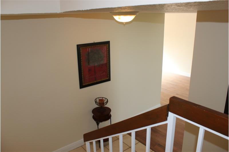 Upstairs off of Foyer