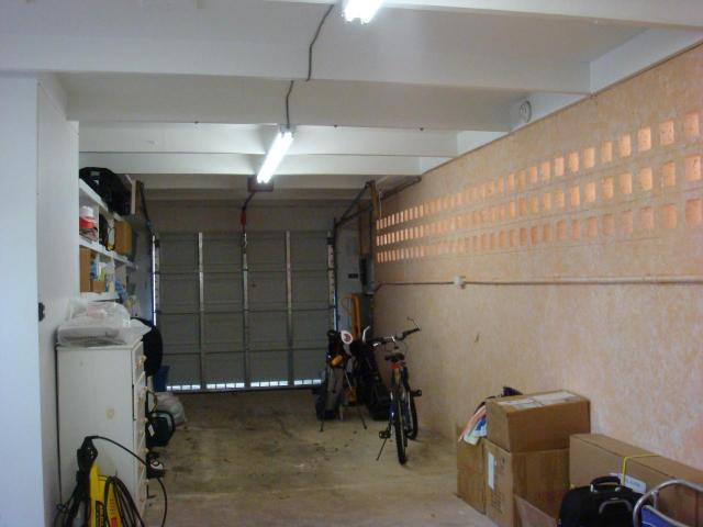 Garage fits 2 Cars