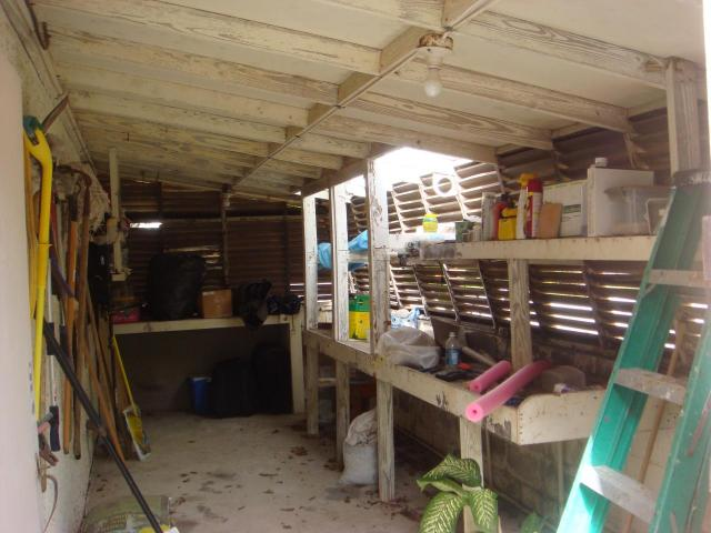 Potting Shed & Extra Storage