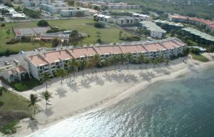 Sugar Beach Aerial View