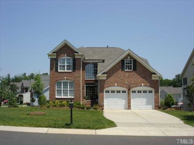 Welcome 9101 Palm Bay - a 3-Sided Brick Home in Brier Creek Country Club