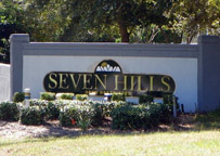 Golf View in Seven Hills Homes for Sale, Spring Hill, FL