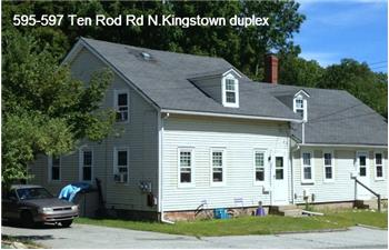 595-597  Ten Rod Road, North Kingstown, RI