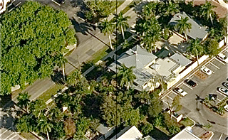 Ariel View of Estate