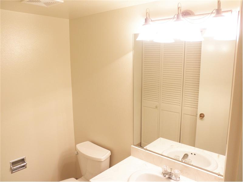 Half Guest Bathroom Main Level
