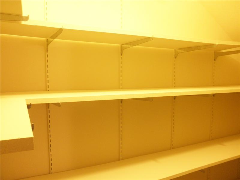 Extra Storage Closet