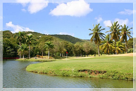 Fabulous Golf at Carambola