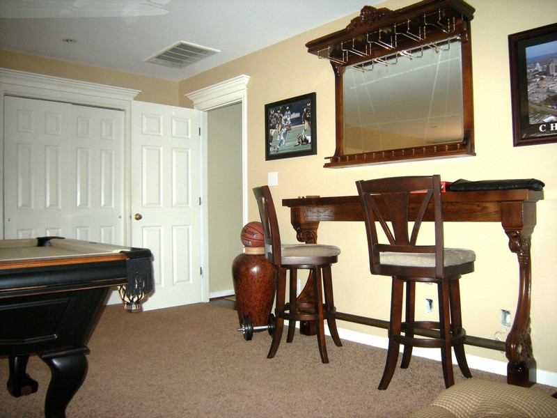 Recreation/bonus room