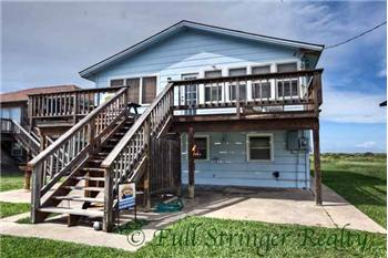 453 Beach Front Drive PRICE REDUCED!!!, Matagorda, TX