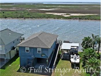 Matagorda Waterfront Homes