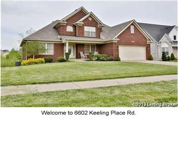  6602 Keeling Place Rd., Louisville, KY