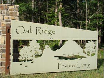 3.02 Acres in the OakRidge Estates, Hochatown, OK