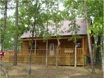 222 Laurel Leaf Lane Pine Creek Lake, Wright City, OK